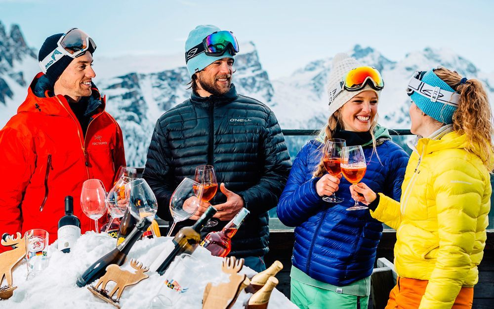 Food in French ski resorts